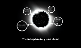 The Interplanetary Dust cloud