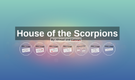 House of the Scorpions