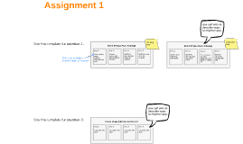 Assignment 1 -  UX Design for Mobile Developers