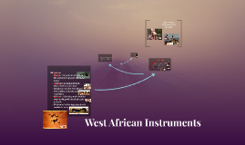 West African Instruments