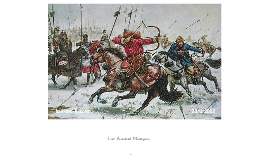 The Ancient Mongols
