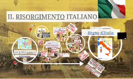 Copy of IL RISORGIMENTO