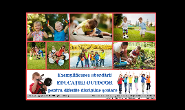 Educația Outdoor