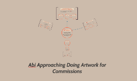 Abi Approaching Doing Artwork for Commissions