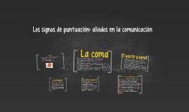 Los signos de puntuación: aliados en la comunicación