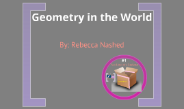Copy of Geometry in the World Project