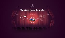 Teatro para la vida