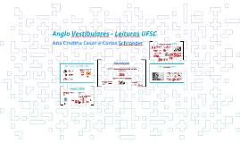 Leituras UFSC – Ana C. e Carlos Schroeder