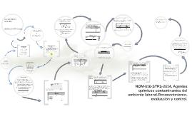 Copy of NOM-010-STPS-2014, Agentes químicos contaminantes del ambien