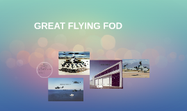 Copy of GREAT FLYING FOD