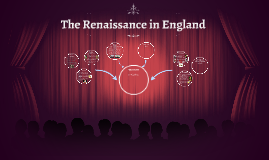 Copy of The Renaissance in England