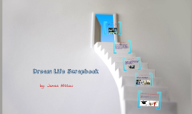 Dream Life scrapbook