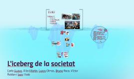 L'iceberg de la societat