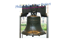 Philadelphia Tour Project