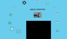 ABC'S of BIRDING