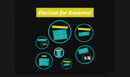 Election for Governor