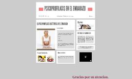 PSICOPROFILAXIS EN EL EMBARAZO
