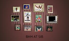 BHM AT SIB
