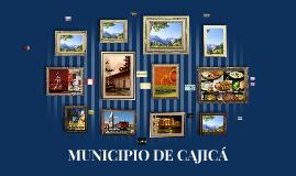 MUNICIPIO DE CAJICÁ