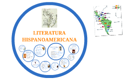 Copy of LITERATURA HISPANOAMERICANA