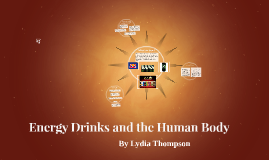 The  Affect of Energy Drinks on the Human Body