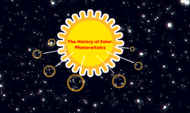 History or Solar: An Overview
