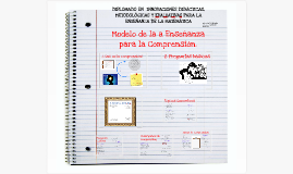 Modelo de Enseñanza para la Comprensión (EpC)