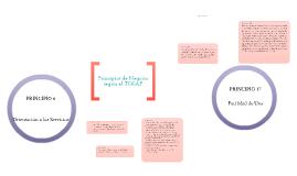 Copy of Principios de Negocio según el TOGAF