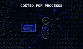 Copy of COSTEO POR PROCESOS