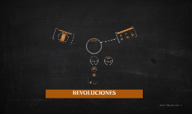 Copy of ¿QUÉ ES UNA REVOLUCIÓN?