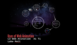 Uses of Web Animation