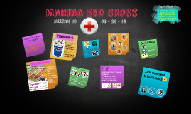 Marina Red Cross | Meeting # 18