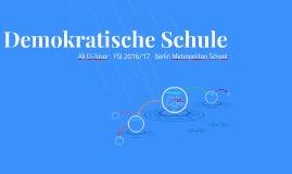 Demokratische Schule
