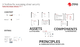 A toolbox for reasoning about security