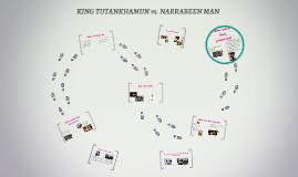 KING TUTANKHAMUN vs. NARRABEEN MAN