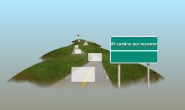 El camino por recorrer (plantilla)