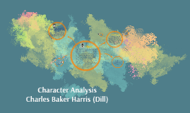 Character Analysis- Dill Harris