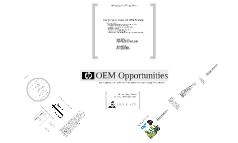 OEM Opportunities