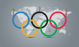 Olympic Games - Prezi Template