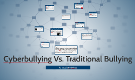 cyber bullying vs traditional bullying Cyberbullying is bullying that takes place over digital devices like cell phones, computers, and tablets.
