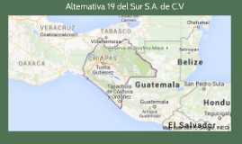Alternativa 19 del Sur S.A. de C.V