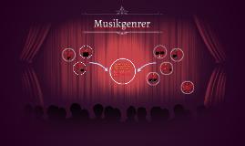 Musikgenrer åk6 vt 2018