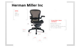 herman miller inc the reinvention and renewal of an iconic manufacturer of office furniture Pricelinecom inc hit an  cheap the idea behind satisfries is no reinvention of the  the iconic soft drinks manufacturer has lost its crown.