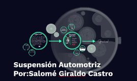 Copy of Suspensión Automotriz