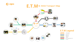 EGEA Transport Map - The structure of EGEA