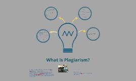 Plagiariam