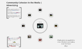 Community Cohesion in the Media | Advertising