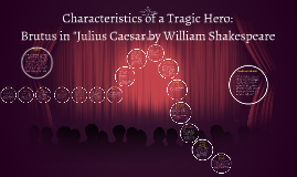 the flaws of tragic heroes in sophocles oedipus the king and william shakespeares hamlet