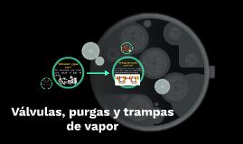 Válvulas y trampas de vapor