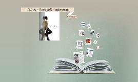 LIS 515 - Book Talk Assignment